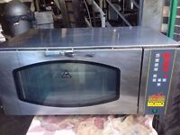 COMMERCIAL MONO BX BAKE-OFF OVEN FOR PATISSERIE DINER CAFE TAKEAWAY BAKERY RESTAURANT HOTEL PUB