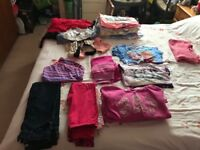 Bundle of girls clothes for sale age 7-11