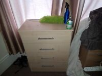 x2 Sets of Drawers