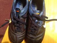 Nike uk12 football boots