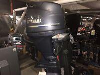 2015 Yamaha F90LA STD