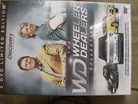 "5 WHEELER DEALER DVD ""NEW STILL IN BOX"""