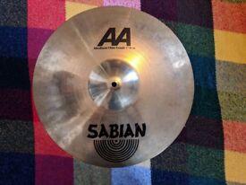 Sabian AA Medium Thin Crash 17