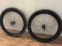 "24"" disc ready mtb dirtjump street wheels"