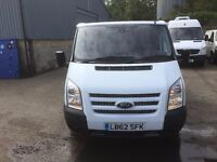 ford transit SWB. trend.1 owner.service print.electric windows and mirrors.NOW SOLD