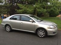 Toyota Avensis, very reliable, great condition, priced to sell £995
