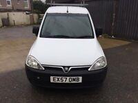 Vauxhall, COMBO, Car Derived Van, 2007, Manual, 1248 (cc)