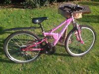 Girls Appollo Bicycle