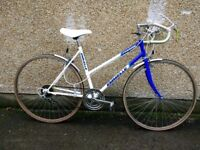 Ladies Emmelle hybrid road bike racer ** Bristol UpCycles ** Delivery available