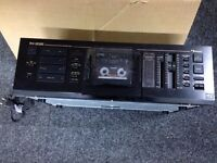 Nakamichi RX 202E Unidirectional auto reverse cassette deck Ng3
