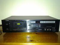 Yamaha Cassette Deck