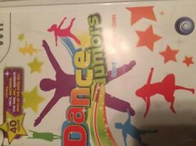 Wii Game dance juniors