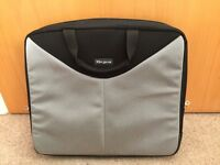 Targus Black/Grey Laptop Bag