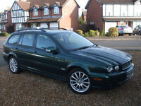 2 owners from new with full jag service history.MOT AUG 2017 .No advisories