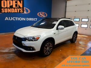 2016 Mitsubishi RVR SE Limited Edition! LEATHER! 4WD! PANO ROOF!
