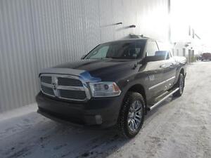2014 Dodge Ram 1500 Laramie Longhorn