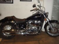 VT750 Shadow Low miles Full Service History