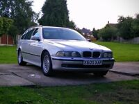 Bmw 528i 10 months mot. In excelent condition