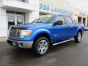 2012 Ford F-150 XLT XTR ECOBOOST MAGS 20