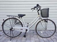 Japanese shopping bicycle