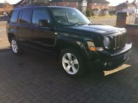 Jeep Patriot 2.2 2011 FSH 48000 miles