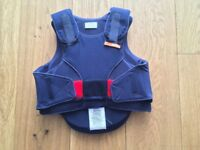Child's Body Protector Body Armour XS