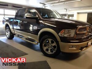 2011 Ram 1500 LARAMIE LONGHORN/IMMACULATE SHAPE/LOW KMS!!