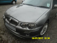 all MG ROVER for parts