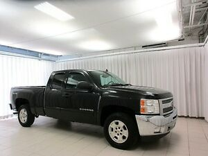 2013 Chevrolet Silverado 1500 LT 4X4 EXTENDED CAB 6PASS, ONE OWN