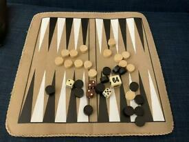 Chess & Backgammon