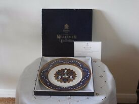 Spode Plate from The Original Millennium Collection
