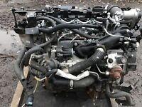 Ford Fiesta Diesel 1.5 complete engine