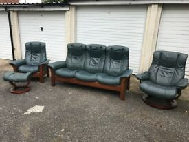 Ekornes stressless suite - delivery available