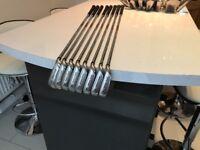 Wilson staff golf irons 4-Sw golf clubs
