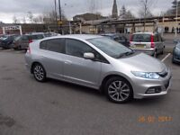 Honda Insight 1.3 HS CVT 5dr