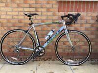Brand new Carrera Vanquish road bike for sale