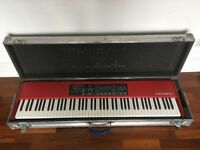 Nord Piano 2 HA88 - 88 key keyboard + case. Perfect condition