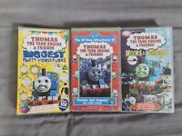 Thomas The Tank Engine VHS