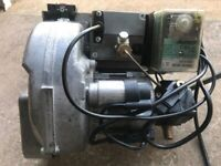 Bentone B11 Oil Fired Burner in Excellent Condition. 20-25 Fully Overhauled.