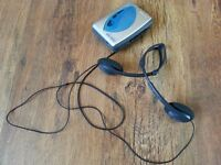 RETRO Sony Walkman WM-FX193 Personal Cassette Player AM /FM RADIO, USED AND FULLY WORKING