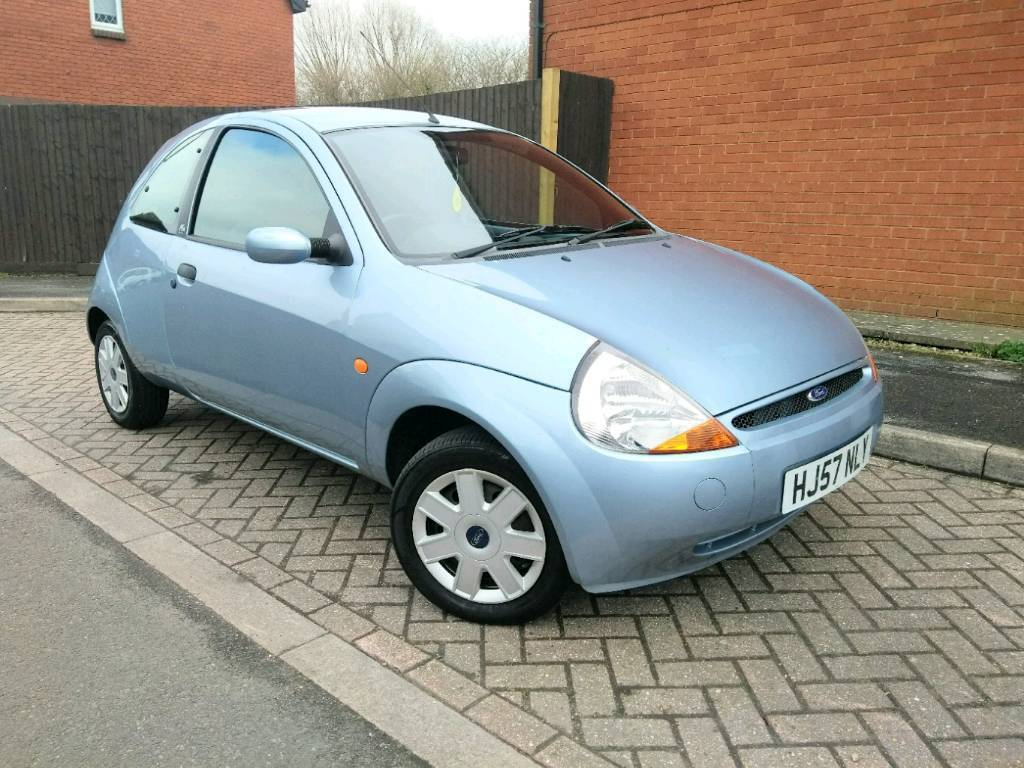 Ford Ka Style  Aux With Cd Player  Keys