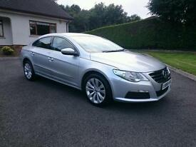 LATE 2008 VOLKSWAGEN PASSAT CC...FINANCE THIS CAR FROM £39 PER WEEK...MINT CONDITION