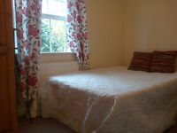 Cosy Double Room to Let in a Lovely House next to West Acton Station(Central Line)All bills included
