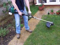 Brush cutter/Grass trimmer (petrol 25cc, 1 yr old)