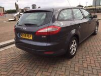 FORD MONDEO ESTATE 2009 TDCI ONE (P) OWNER FULL SERVICE HISTORY