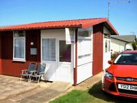 1 Bed Semi Detached Chalet Holiday home for sale at South Shore near Bridlington (1198)