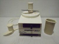 Magimix Grande Cuisine 2800S Food Processor little used.