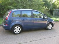 2007 Ford Focus C-MAX STYLE.Service history.Great value.P/X welcome.