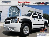 2012 Chevrolet Avalanche 1500 LT 4X4 *86, 753 KMS*
