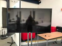"LED Sony KDL-60W855 60 "" with TV stand (optional) and Sony webcam (included)"